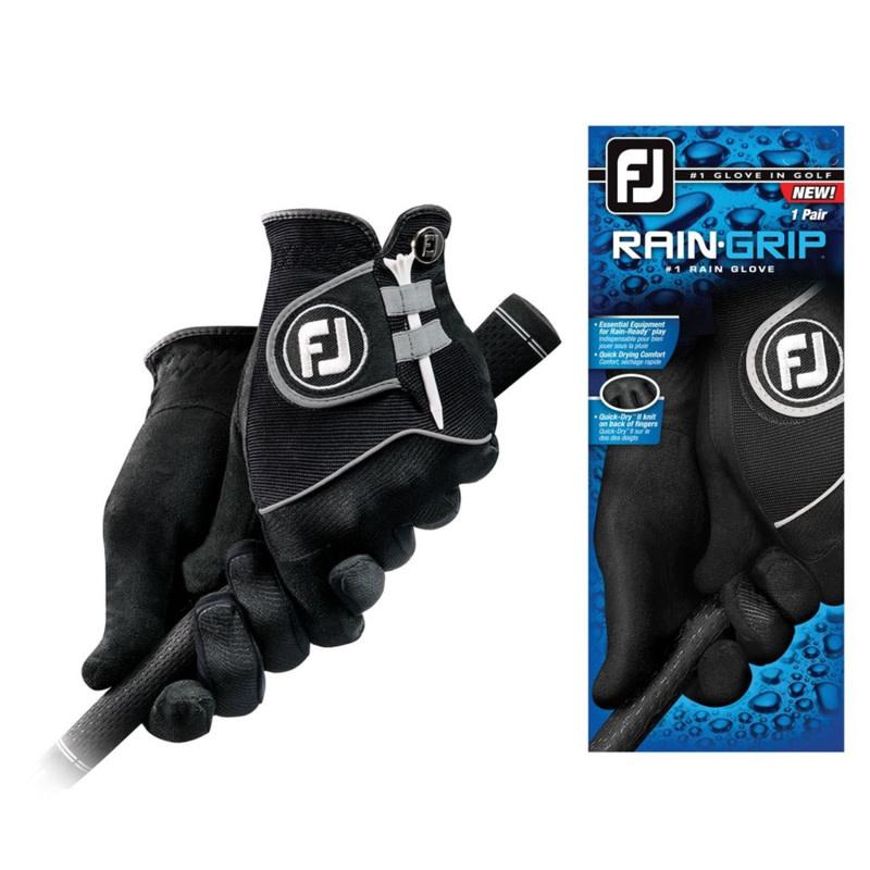 Footjoy Footjoy Raingrip handschoenen (per paar) zwart
