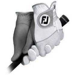 Footjoy Footjoy Raingrip Handschoenen Grijs Wit (per paar) Heren Large