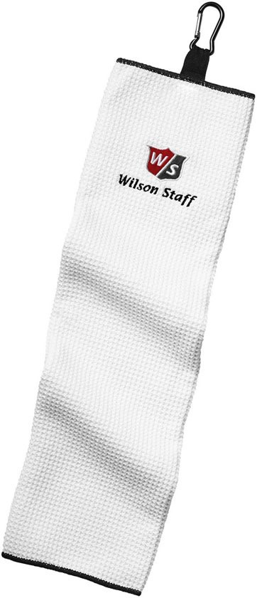 Wilson Wilson Tri Fold Towel wit