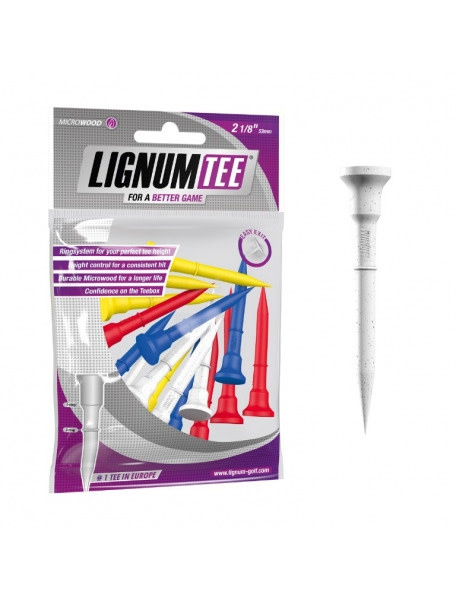 Lignum Lignum Tees (wit)