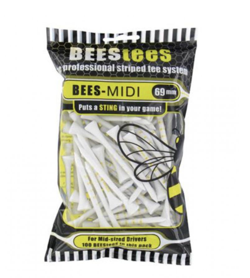 Bees Tees Tees Hout Bees Tees Grote Verpakking