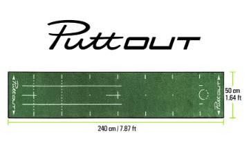Putt Out Puttout putting mat