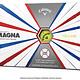 Callaway Callaway Supersoft Magna Golfballen geel