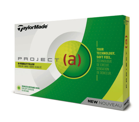 Taylor Made Taylormade Project (a) Golfballen, Dozijn, Geel,