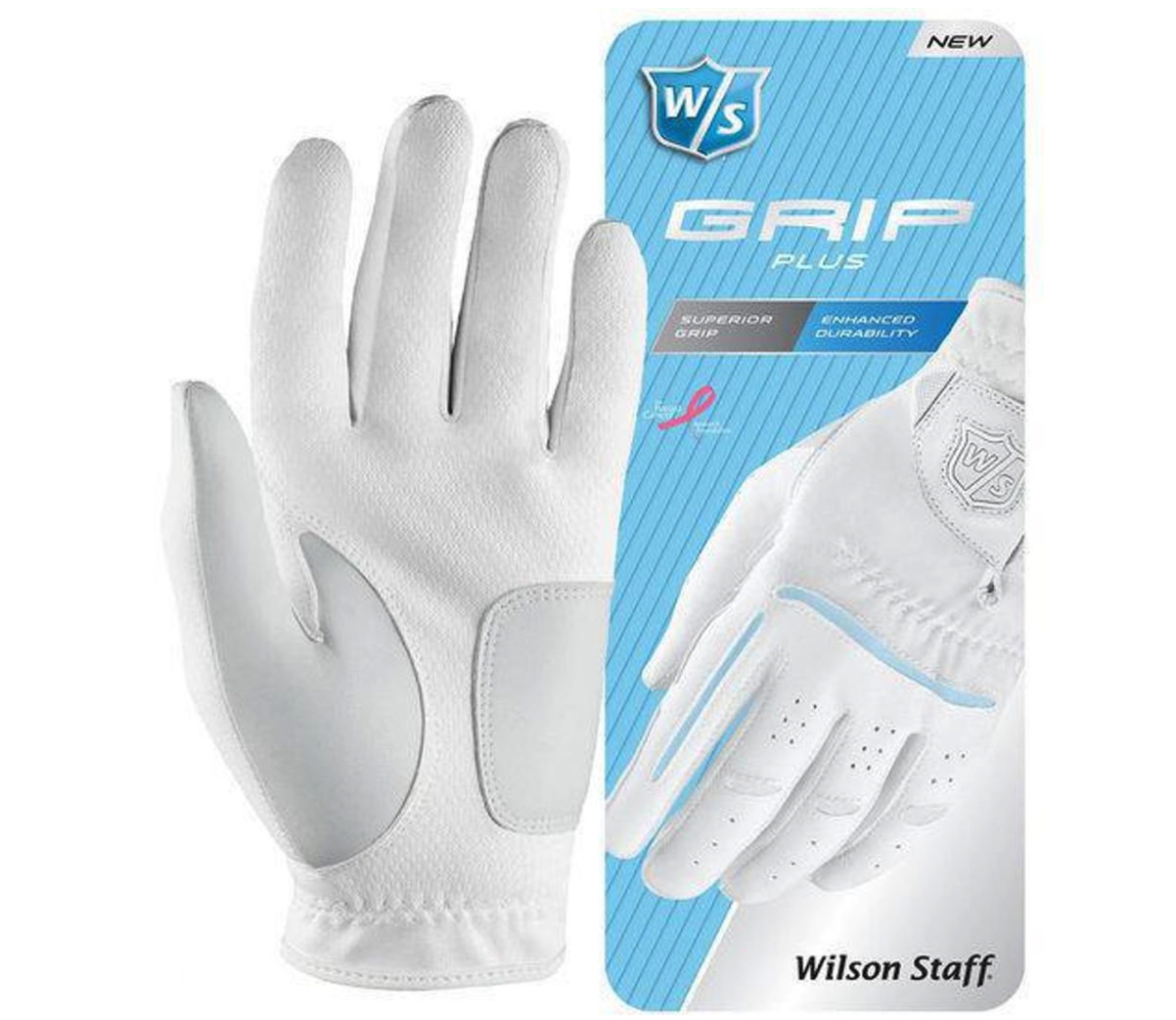 Wilson Wilson Staff Grip Plus dames handschoen Links
