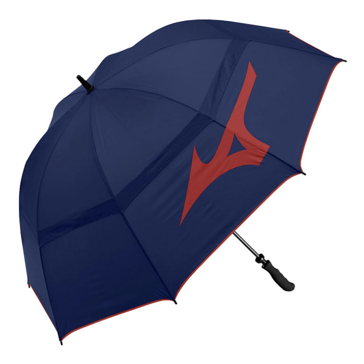 Mizuno Mizuno Tour Twin Canopy Golf Paraplu, Navy