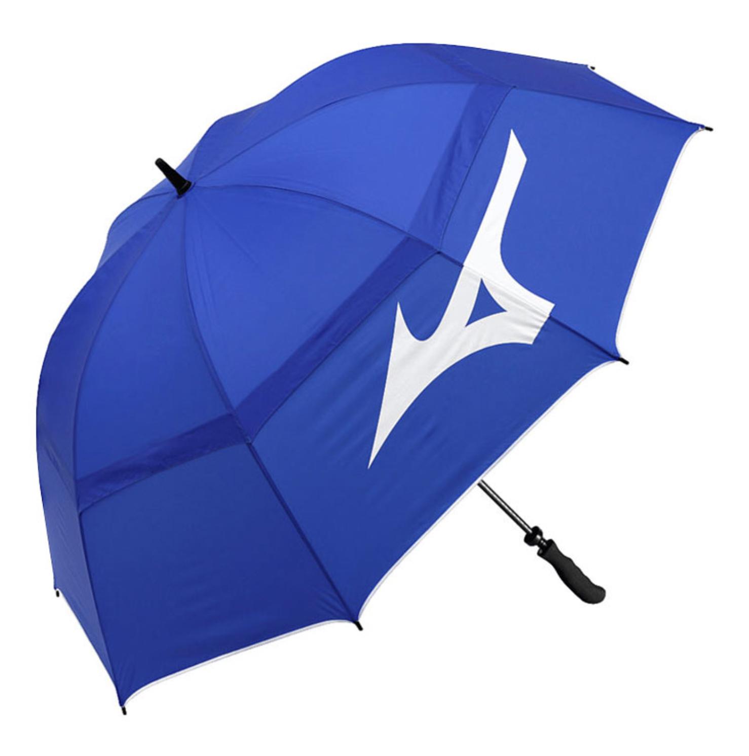 Mizuno Mizuno Tour Twin Canopy Golf Paraplu, Tour Blue