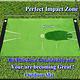 Acu-Strike Acu-Strike Golf Impact Training Mat, Buiten outdoor