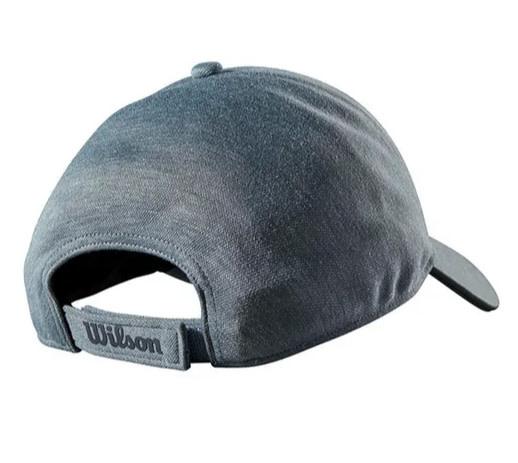 Wilson Wilson Staff One Touch Cap Grey