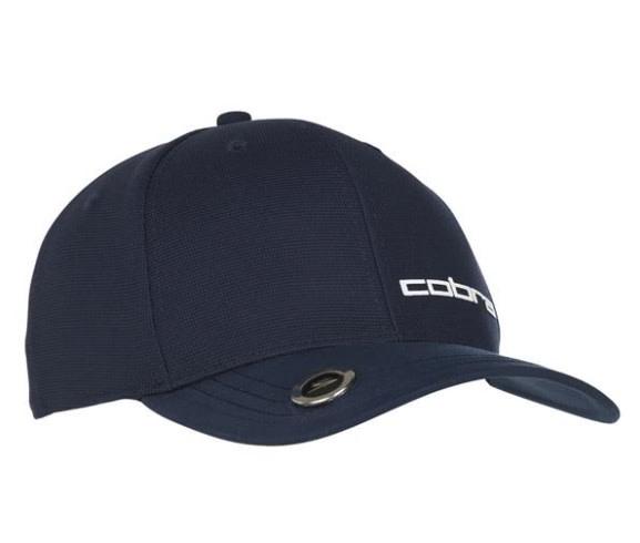 Cobra Cobra Golf Ball Marker Fitted Cap Peacoat