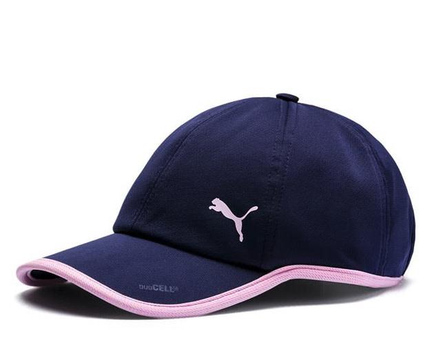 Puma Puma Ladies duoCELL Pro Adjustable Cap blauw roze