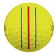 Callaway Callaway Golfballen Chrome Soft Tripple Track Geel 2021 dozijn