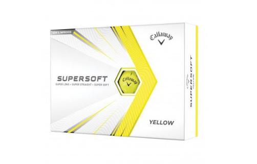 Callaway Callaway Supersoft Geel 2021