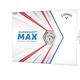 Callaway Callaway Supersoft Max Golfballen 2021 wit (nieuwe Magna ballen)