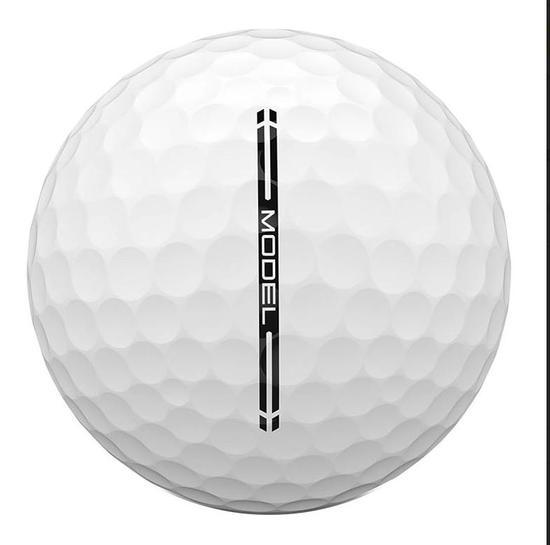Wilson Wilson Staff Model Golf Ballen dozijn wit
