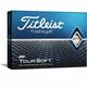 Titleist Titleist Tour Soft dozijn golfballen Wit