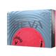 Callaway Callaway Reva Golfballen roze, dozijn.  Dames golfballen