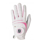 Footjoy Footjoy Weathersof fashion handschoen dames wit roze