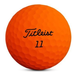 Titleist Velocity golfballen dozijn mat oranje