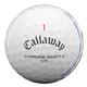Callaway Callaway Chrome Soft X LS Tripple Track golfballen wit
