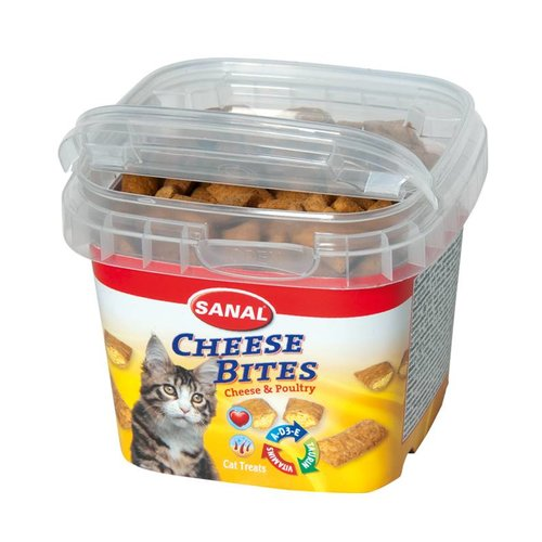Sanal Cheese Bites