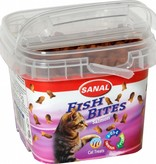 Sanal Fish Bites in cup 75 gram