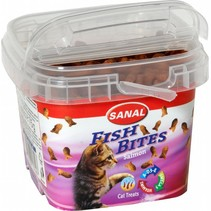 Fish Bites in cup 75 gram