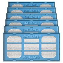 Vervang filterpatronen  6 stuks voor drinkfonteinen