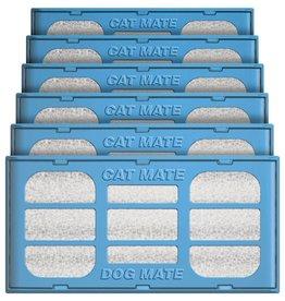 Catmate Vervang filterpatronen  6 stuks voor de 335