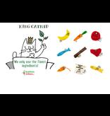 King Catnip Banaan hervulbare kattenspeeltje handgemaakt