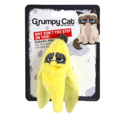 Grumpy Cat Banana Skin Grumpy Cat Toy