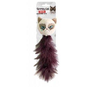 Grumpy Cat Feather Tail 24cm