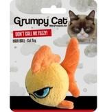 Grumpy Cat Goldfish