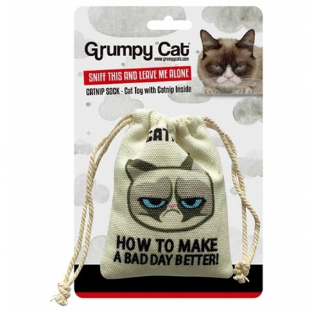 Grumpy Cat Catnip zak