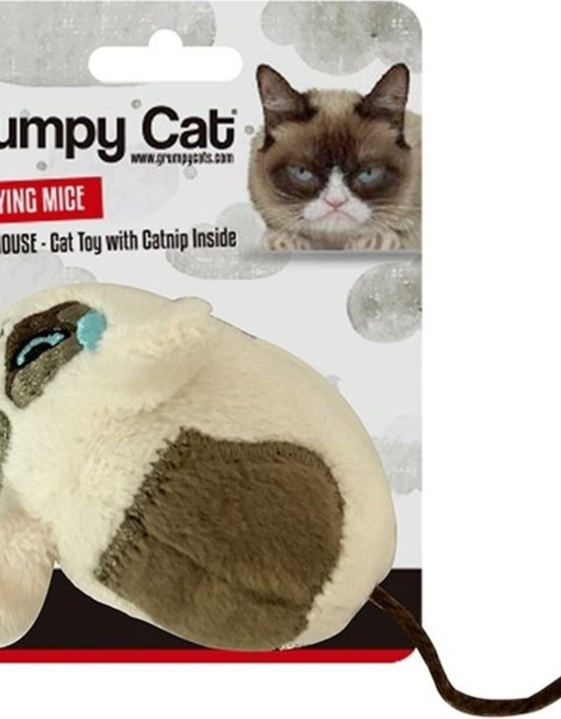 Grumpy Cat Muis
