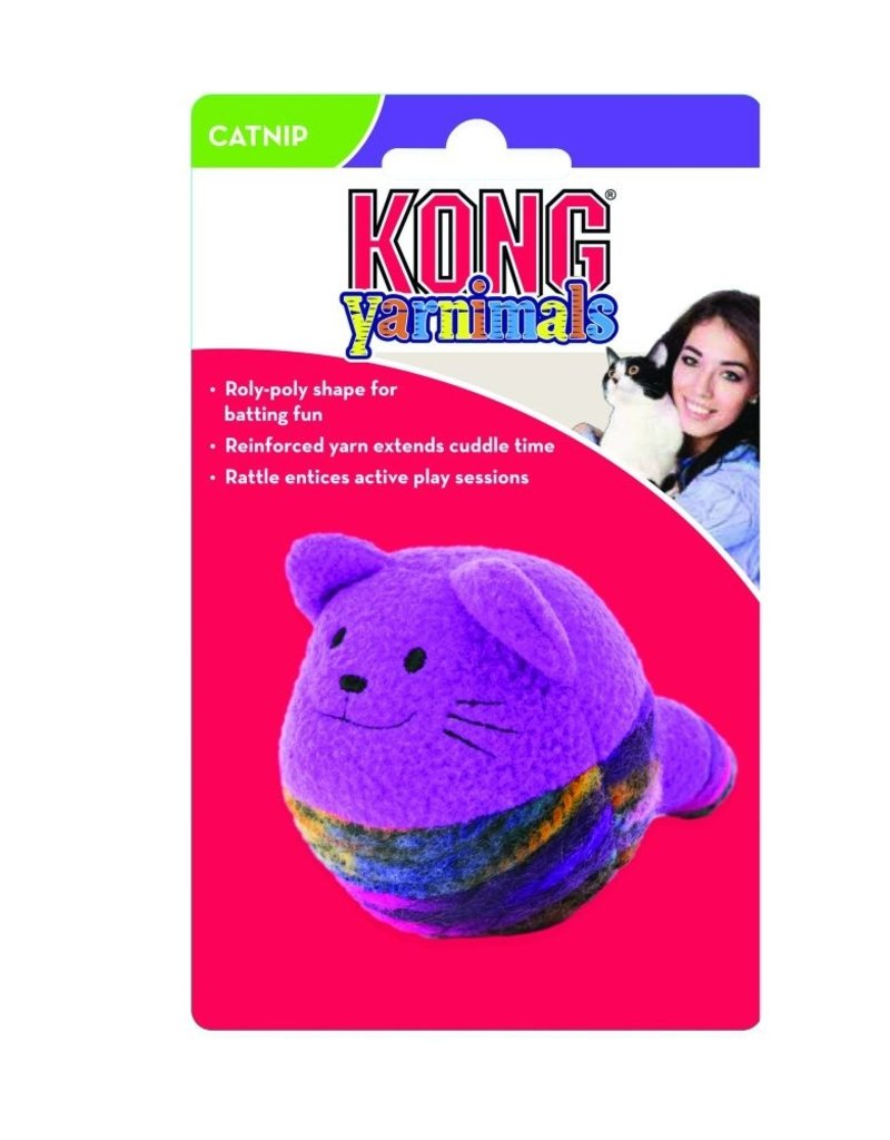 Kong Yarnimals - Cat