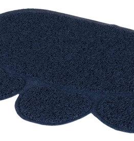 Trixie Kattenbak Schoonloopmat - Pootvorm Blauw
