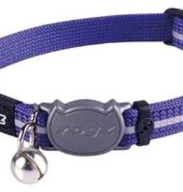 Rogz beltz AlleyCat Halsband Small Purple
