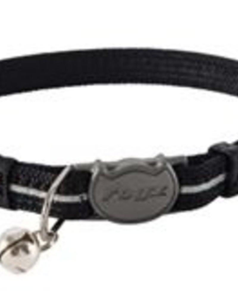 Rogz beltz AlleyCat Halsband XS Black