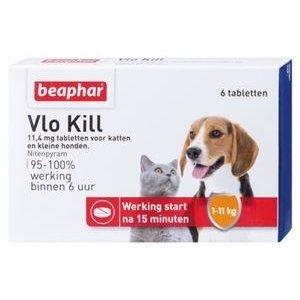 Beaphar Vlo Kill Hond en Kat - 11kg