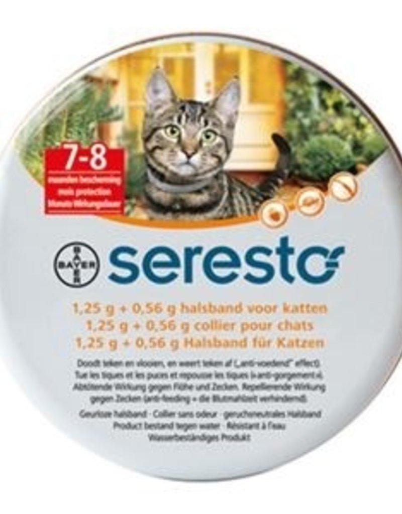 Bayer Seresto Halsband - Voor Katten