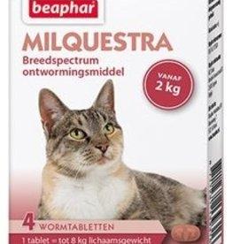 Beaphar Wormtabletten Kat - 4 tabletten