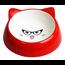 Happy Pet Voerbak kat speciaal rood