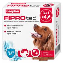 FiproTec Dog 10-20 kg. 3+1