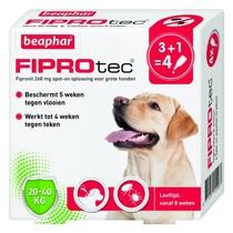 FiproTec Dog 20-40 kg. 3+1