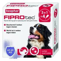 FiproTec Dog 40-60 kg. 3+1