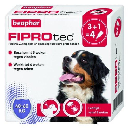 Beaphar FiproTec Hond - 40-60kg
