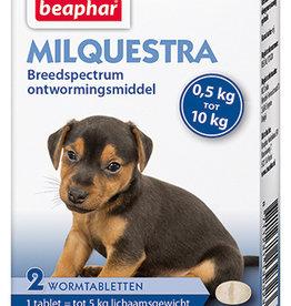 Beaphar Wormtabletten Pup - 2 tabletten