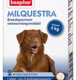 Beaphar Wormtabletten Hond - 2 tabletten
