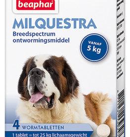 Beaphar Wormtabletten Hond - 4 tabletten